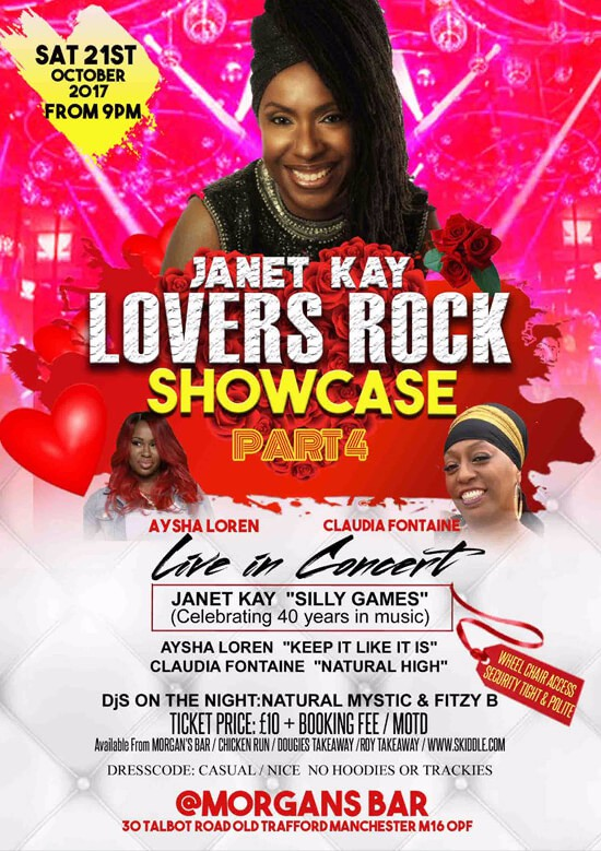 LOVERS ROCK SHOWCASE